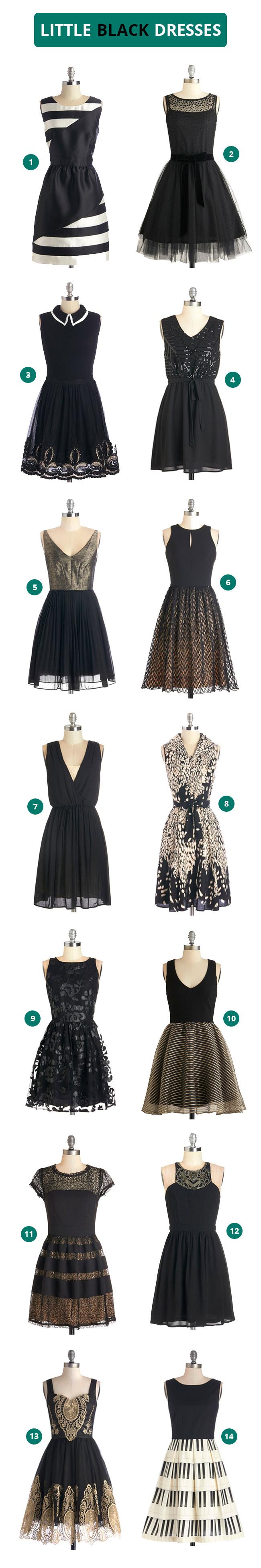 LBD-dresses-modcloth