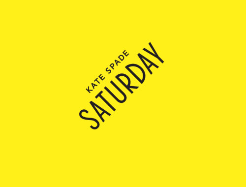 The Best of Kate Spade Saturday | MustacheMelrose.com