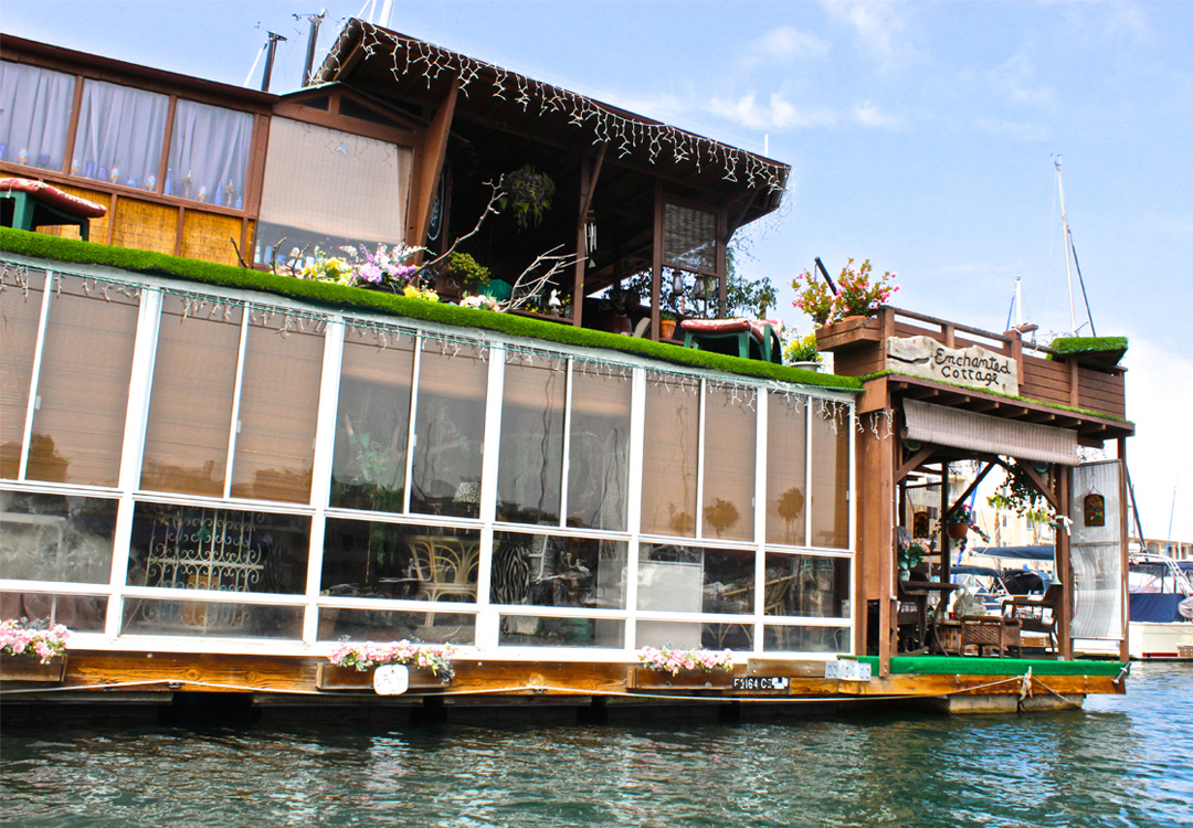 Cruising Around Marina Del Rey | MustacheMelrose.com
