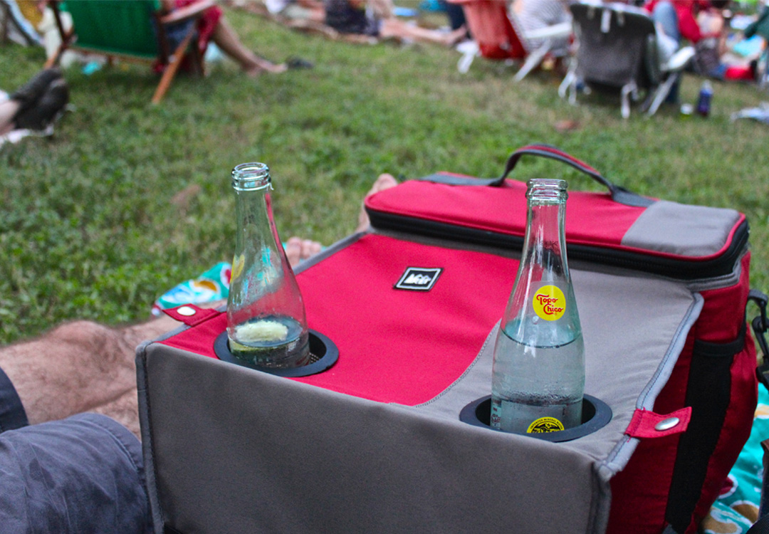 Outdoor Movies in Austin with Alamo Drafthouse | MustacheMelrose.com